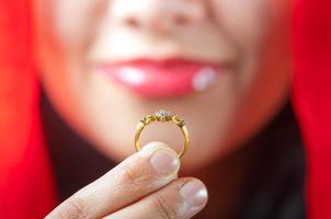 meu anel de casamento