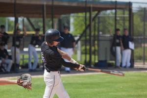 Batter Swing photo