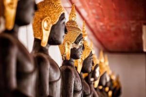 Buda negro foto