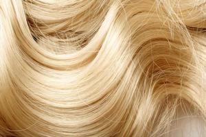 human hair photo