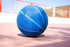 basquete na rua