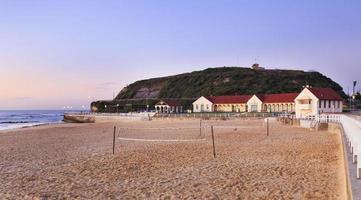 Newcastle beach baths