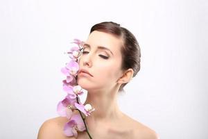 beauty face photo