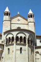 Módena - Duomo (primer plano) foto