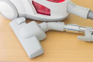 close up vacuum cleaner