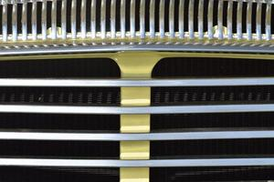 radiator grill close up