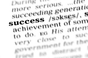 succes (het woordenboekproject)