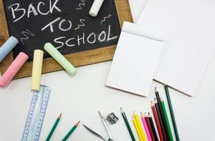 Back to school slate