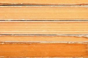 fundamento de la pila de libros