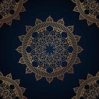 Elegant mandala background.