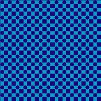 estrella azul y patrón repetitivo cuadrado