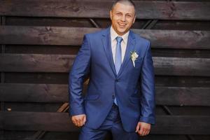 novio de la boda