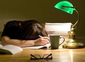 siesta de estudio