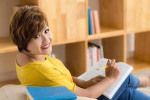 estudiando en casa