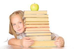 School girl photo
