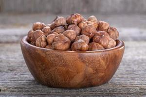domestic huzelnuts