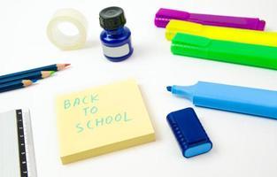 Back to school photo