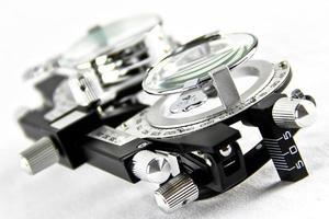 marco de prueba para optometría optometrista foto