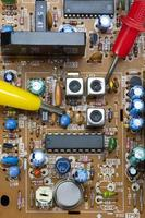 verification testing of electronic board