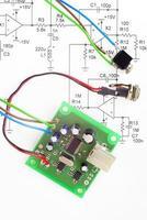 Printed Circuit Board and Diagram