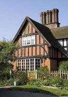 casa de campo inglesa foto