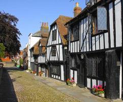 Tudor Neighborhood