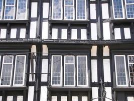Tudor windows photo