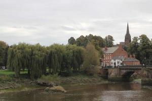 Centro de la ciudad de Chester