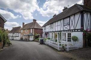 Street in the village of Chilham