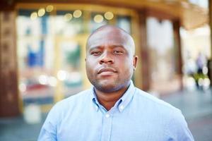 empresario africano foto