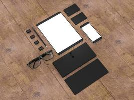 Business template. photo