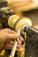 Lathe Wood Working photo