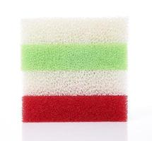 Colorful Sponges photo