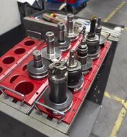 Machining holder for machining center photo