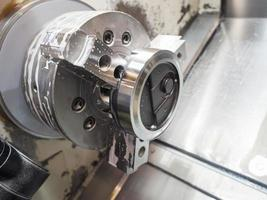 operator machining mold and die for automotive parts photo