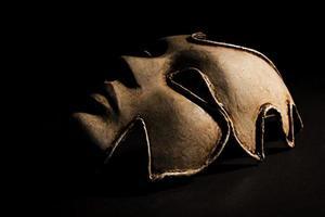 máscara de venecia foto