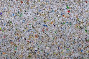 Paper mache background photo
