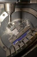 CNC milling machine photo