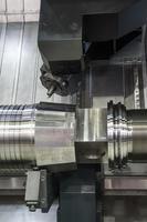 Lathe, CNC milling photo