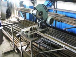 Cutting machine photo