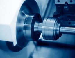 CNC machine photo