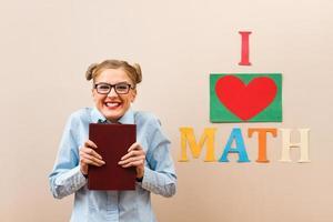 I love math!
