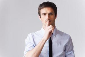 Keep a secret! photo