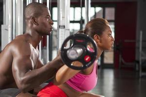 entrenamiento de pareja