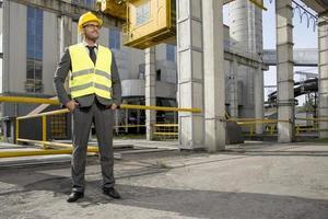 Industrial Engineers on site
