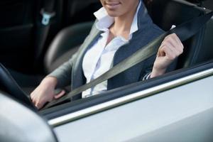 abroche el cinturón de seguridad