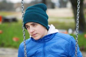 muchacho adolescente