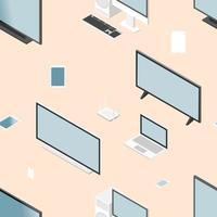 patrón de tecnologías inalámbricas