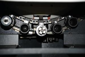 CNC-Metal cutting photo