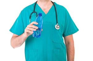 doctor en Medicina. foto